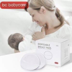 BC Babycare 8/36/100PCS Disposable Nursing Breast Pads Breathable Absorbency Anti-overflow 3 Layers Thin Maternity Feeding Pad